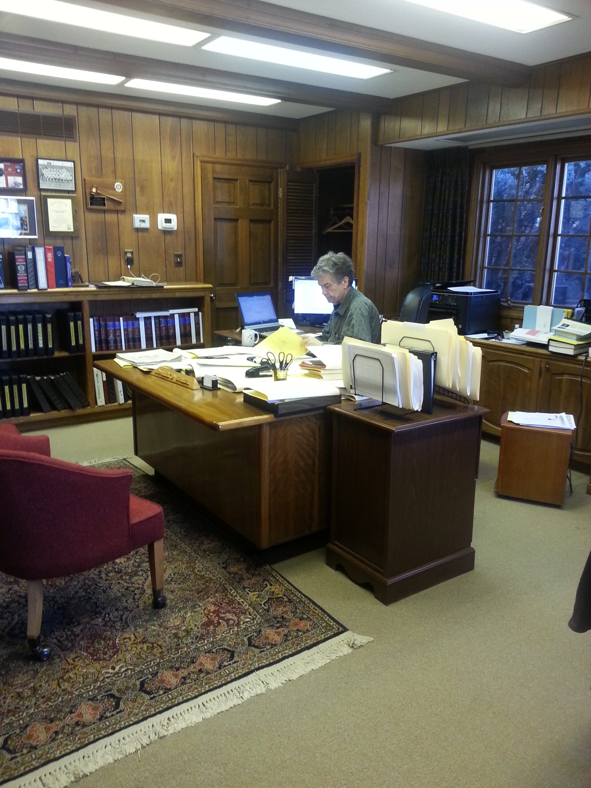 Dean Halliday Smith *PN in Office